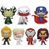 Avengers Infinity Warps Funko Fair 2021 Bundle - 7 POP! Vinyls