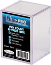Ultra Pro - 2 Piece Plastic Box 150 Count - Ozzie Collectables