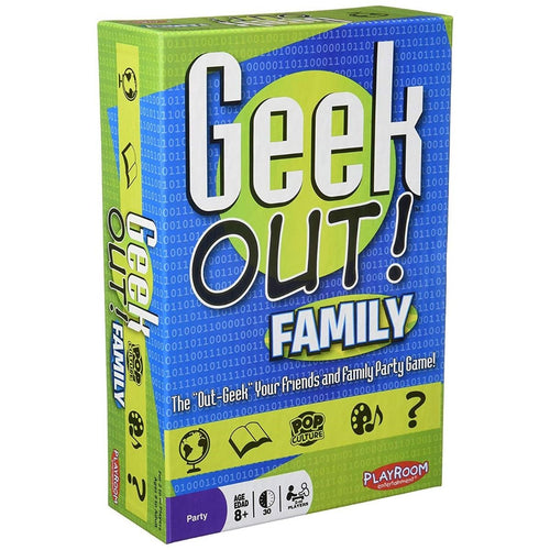 Geek Out Family Edition