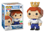 8-Bit POP: Freddy Funko Shop Exclusive POP! Vinyl - Ozzie Collectables