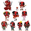 Deadpool Funko Fair 2021 Bundle - 9 POP! Vinyls