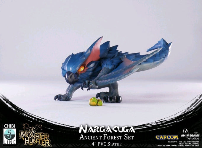 Monster Hunter - Nargacuga PVC Statue