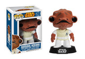 Admiral Ackbar - Star Wars POP! Vinyl