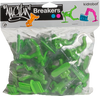 All City Breakers - Mini Vinyl Electric Green 20-Pack - Ozzie Collectables