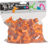 All City Breakers - Mini Vinyl Electric Orange 20-Pack - Ozzie Collectables