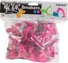 All City Breakers - Mini Vinyl Electric Pink 20-Pack - Ozzie Collectables