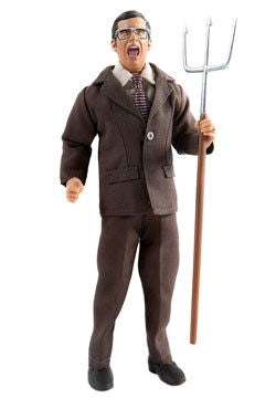 "Anchorman - 8"" Retro Style Brick Tamland Action Figure - Ozzie Collectables"