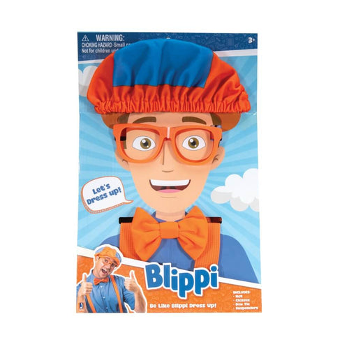 BLIPPI- Be Like Blippi Role play - Ozzie Collectables