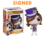Borderlands - Mad Moxxi Signed POP! Vinyl