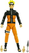 "NARUTO Naruto Uzimaki BST AXN 5"" Action Figure - Ozzie Collectables"