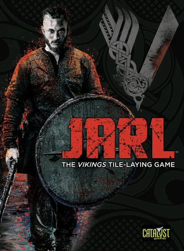 Jarl the Vikings - Tile Laying Game - Ozzie Collectables