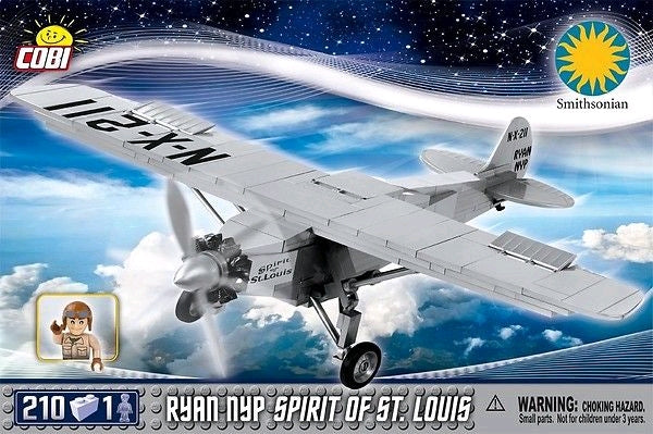Smithsonian - 210 piece Ryan NYP Spirit St Louis on Ozzie Collectables