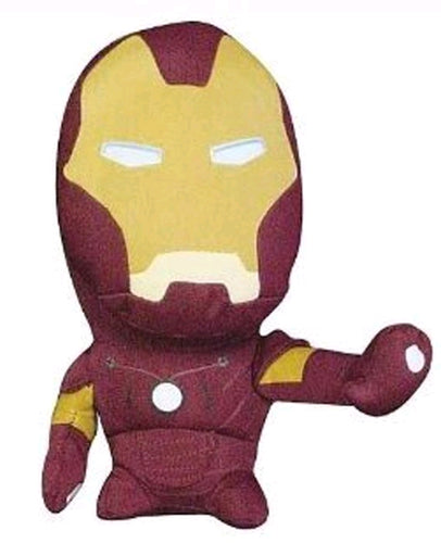 Iron Man - Deformed Plush - Ozzie Collectables