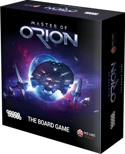Master of Orion - Board Game - Ozzie Collectables