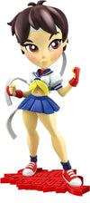 "Street Fighter - Sakura 7"" Knock-Outs Vinyl Statue - Ozzie Collectables"
