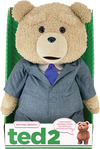 "Ted 2 - 16"" Animated Plush Suit Outfit - Ozzie Collectables"