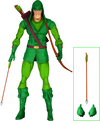 DC Icons - Green Arrow (The Longbow Hunters) Action Figure - Ozzie Collectables