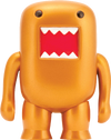 "Domo - 4"" Metallic Bronze Vinyl Figure - Ozzie Collectables"