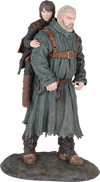 "Game of Thrones - Hodor & Bran 9"" Statue - Ozzie Collectables"
