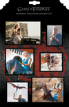 Game of Thrones - Daenerys Magnet Set - Ozzie Collectables