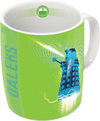 Doctor Who - Dalek Mug (Light Green) - Ozzie Collectables