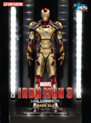 Iron Man 3 - Hall of Armour Mark XLII Model Kit Vignette - Ozzie Collectables
