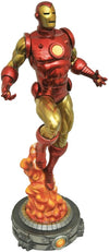 Iron Man - Iron Man Classic PVC Gallery Diorama - Ozzie Collectables