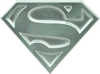 Superman: The Animated Series - Logo Metal Bottle Opener - Ozzie Collectables