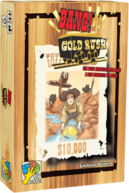 Bang! - Gold Rush Card Game Expansion - Ozzie Collectables