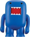 "Domo - 4"" Vinyl Figure Black-light Blue - Ozzie Collectables"