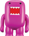 "Domo - 4"" Vinyl Figure Black-light Purple - Ozzie Collectables"