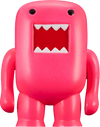 "Domo - 4"" Vinyl Figure Black-light Red - Ozzie Collectables"