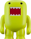 "Domo - 4"" Vinyl Figure Black-light Yellow - Ozzie Collectables"