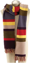 Doctor Who - Fourth Doctor 12 Foot Scarf - Ozzie Collectables
