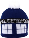 Doctor Who - TARDIS Pom Beanie - Ozzie Collectables