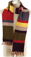 Doctor Who - Fourth Doctor 6 Foot Scarf - Ozzie Collectables