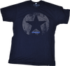 Entourage - Star Navy Male T-Shirt M - Ozzie Collectables