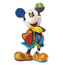 Mickey Holding Hearts  Figurine - Ozzie Collectables