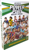 Rugby League - 2014 Power Play Album - Ozzie Collectables