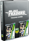 Rugby League - 2015 Traders Album - Ozzie Collectables