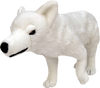 Game of Thrones - Ghost Direwolf Large Plush - Ozzie Collectables