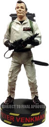 Ghostbusters - Peter Venkman Motion Statue - Ozzie Collectables