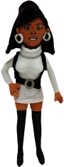 Archer - Lana Kane Plush - Ozzie Collectables