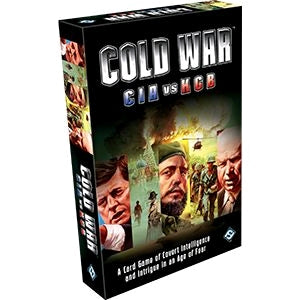 Cold War - CIA vs KGB - Ozzie Collectables