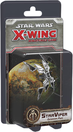 Star Wars - X-Wing Miniatures Game - Star Viper Expansion Pack - Ozzie Collectables