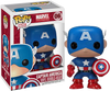 Captain America - Pop! Vinyl - Ozzie Collectables