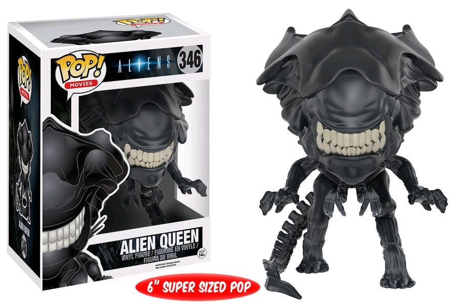"Aliens - Alien Queen 6"" Pop! Vinyl on Ozzie Collectables"