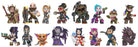 League of Legends - Mystery Minis Blind Box - Ozzie Collectables