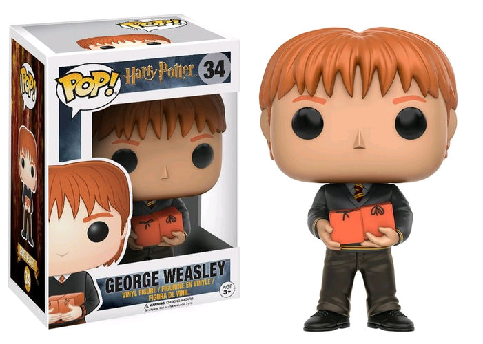 Harry Potter - George Weasley Pop! Vinyl - Ozzie Collectables