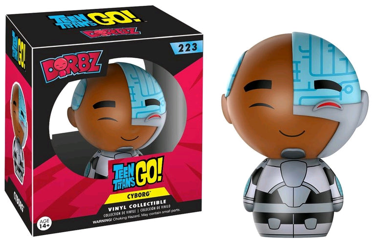 Teen Titans Go! - Cyborg Dorbz - Ozzie Collectables